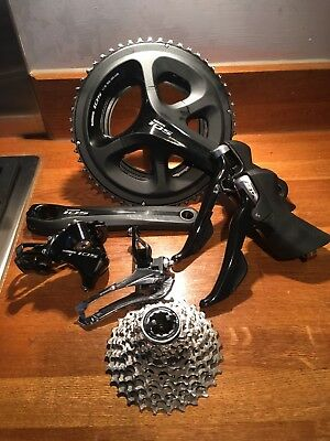 Shimano 105 Groupset. 11 Speed. Very Good Condition.