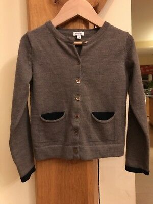 Girls Miller Merino Wool Cardigan 3/ 3-4 Immaculate From Elias And Grace