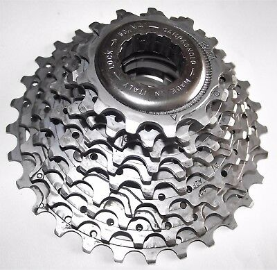 Campagnolo  10 speed cassette and KMC chain + quick link