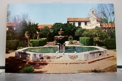 California CA Mission San Juan Capistrano Postcard Old Vintage Card View Post PC