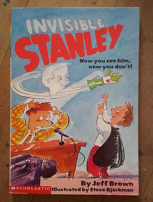 Invisible Stanley / Brown, Jeff