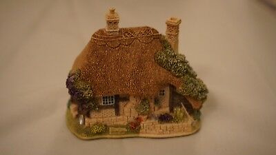 Lilliput Lane Cottage. Dad's Potting Shed