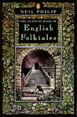 The Penguin Book of English Folktales fairy stories witches giants ghosts cunnin