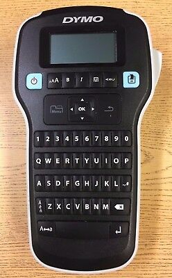 Dymo Label Manager 160 Excellent Buy, Battery Operated, Hand Held Label Maker!