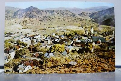Nevada NV Virginia City Comstock Lode Postcard Old Vintage Card View Standard PC