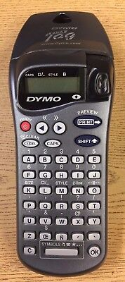 Dymo LETRA TAG Label Maker, Battery Operated, Hand Held Label Maker...