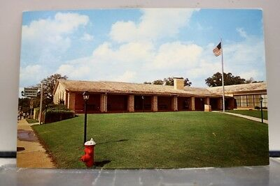 Texas TX Nacogdoches County Court House Postcard Old Vintage Card View Standard