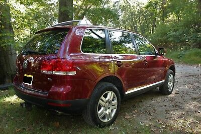 2005 Volkswagen Touareg  2005 VW Volkswagen Touareg 4.2l V8 air suspension 4WD