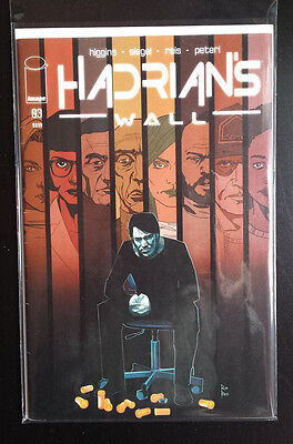 Hadrians Wall  # 3 Image Comics . Bagged/boarded