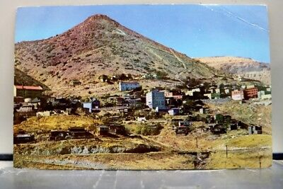 Arizona AZ Jerome Cleopatra Mountain Postcard Old Vintage Card View Standard PC