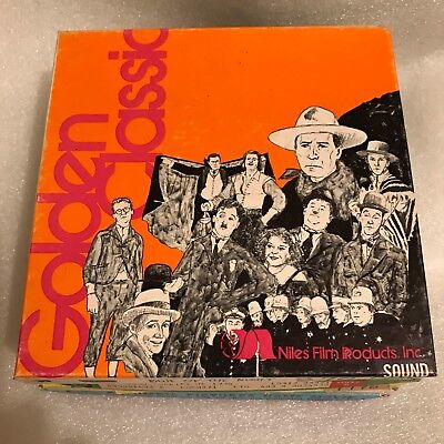 "BING CROSBY in ""Blue of the Night""  7-inch Super Eight Musical---Crooony Classic"