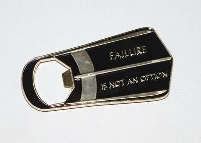 """US Navy UDT SEAL Association """"Failure Is Not An Option"""" NSW SWCC Challenge Coin"""