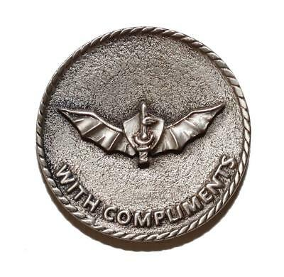 Israeli Navy Shayetet 13 Special Forces SEAL SOF Challenge Coin