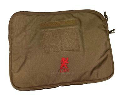 """London Bridge Trading LBT-2725A Coyote Brown 13"""" 15"""" Padded Laptop Pouch"""