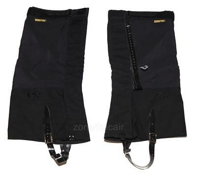 Outdoor Research OR GoreTex Expedition Crocodiles Military Boot Gaiters - LARGE