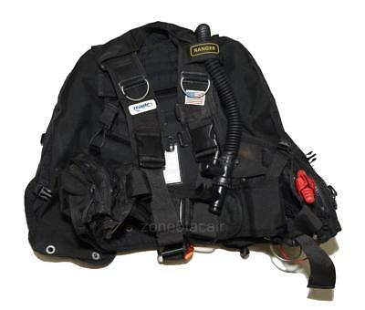 Zeagle Ranger Military Diver SEAL NSW SOF Buoyancy Control BCD - SMALL