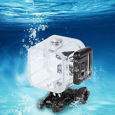 New 45m Waterproof Underwater Diving Cover Case Housing For Gopro Hero 4 Session
