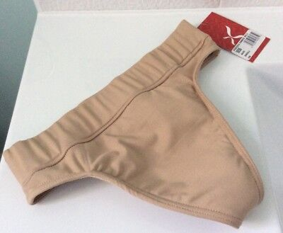 Mens Capezio Dance Belt Size Small Colour Natural New With Tags