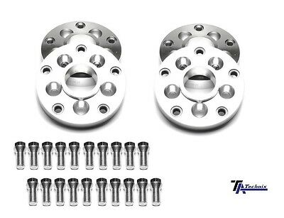 4x Hole Circle Adapters Front + REAR 5 x 100 AUF 5 130 25mm Per Page / 50mm Axis