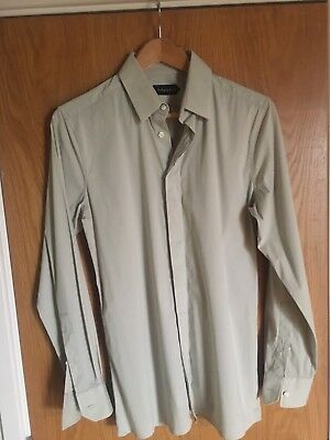 A Sauvage Men's Shirt 38 / 15