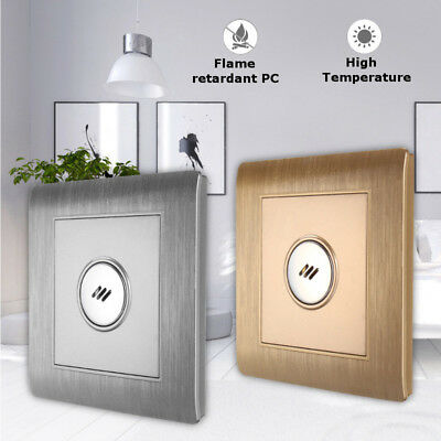 Wall Mount Smart Voice Sound & Light Controlled Sensor Activated Lamp Switch