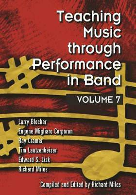 Teaching Music Through Perf Band Bk V7