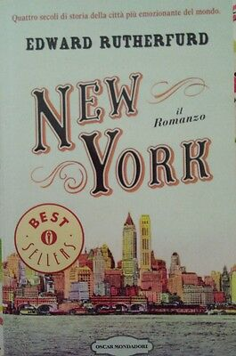 New York -  Edward Rutherfurd