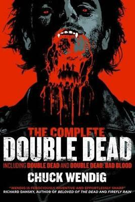 The Complete Double Dead by Wendig, Chuck | Paperback Book | 9781781084205 | NEW