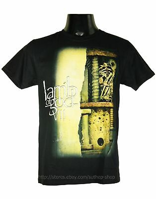 Lamb Of God Medium Size M New! T-Shirt (Vii: Sturm Und Drang) 1617