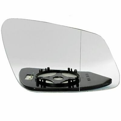 Left hand Passenger side for BMW 1 Series F21 12-15 Wide angle wing mirror glass