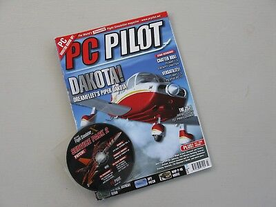 PC Pilot Magazine issue 52  MARCH/APRIL 2008 - WITH DISC