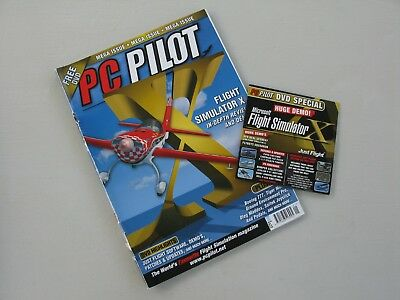 PC Pilot Magazine issue 44  JAN/FEB 2007 - WITH DISC