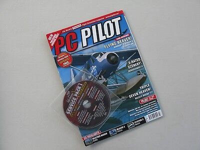 PC Pilot Magazine issue 47 JULY/AUGUST 2007 - WITH DISC