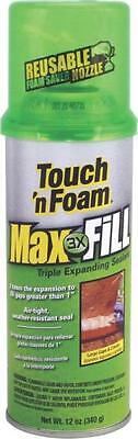 "New Touch 'n Foam ""max Fill"" Triple Expanding Foam Spray Insulation 7798630"