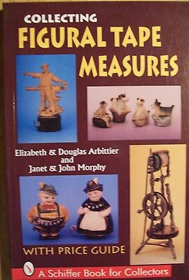 Vintage Tape Measures  Price Guide Collectors Book