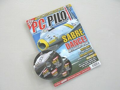 PC Pilot Magazine issue 59 JAN/FEB 2009 - WITH DISC