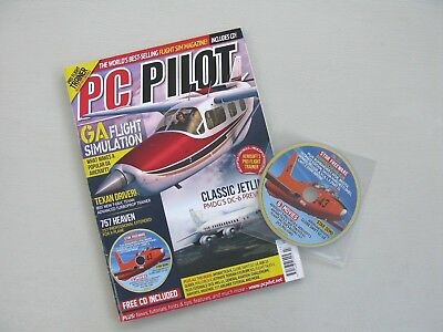 PC Pilot Magazine ISSUE NO 58 JULY/AUG 2015 - WITH DISC