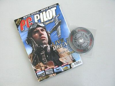 PC Pilot Magazine  NO 50  WINTER SPECIAL 2007 - WITH DISC