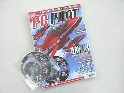 PC Pilot Magazine issue no 56 SEPT/OCT 2008 - WITH DISC