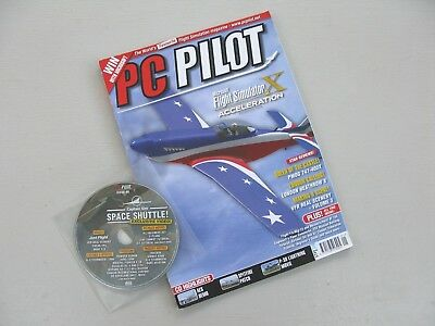 PC Pilot Magazine issue no 51 JAN/FEB 2008 - WITH DISC