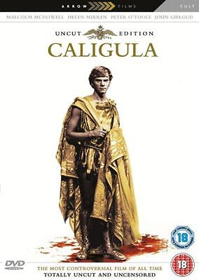 Caligula - (1979) The Full UNCUT Version Tinto Brass New Sealed DVD
