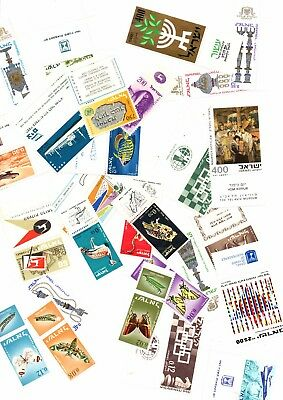 Big Lot Of Mint Stamps From Israel  ( 1200 )