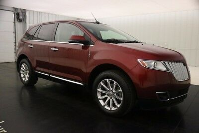 2014 Lincoln MKX PREMIUM AWD 4 DOOR SUV MSRP $45435 ONE OWNER! REMOTE START, INTELLIGENT ACCESS, SYNC SERVICES, BLIS, ALLOY WHEELS