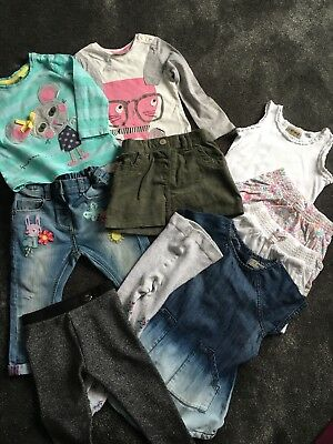 Girls 100% NEXT Bundle Age 9/12 Months MUST SEE!!!!!
