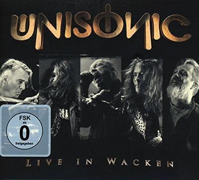 Live in Wacken, Unisonic, Audio CD, New, FREE & Fast Delivery
