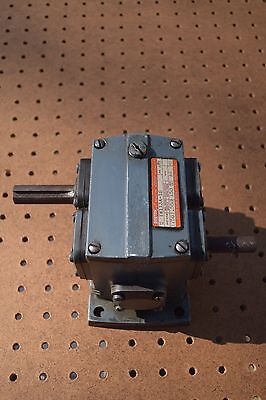 BOSTON GEAR SPEED REDUCER Ratio 16:1 TW113A-16