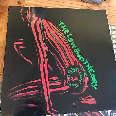 A Tribe Called Quest The Low End Theory Vinyl Lp 1991 Hip Hop