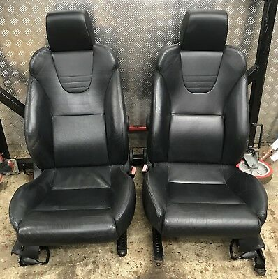 Genuine Ford Focus ST170 3dr Leather Black Recaro Interior Complete - Used