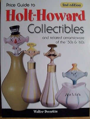 HOLT HOWARD FIGURINES PRICE GUIDE COLLECTOR BOOK  Pixies Cats Cozy
