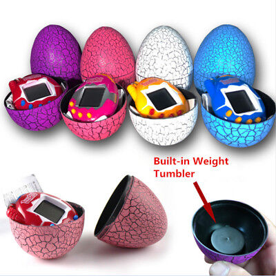 `Virtual Cyber Pet Tamagotchi With Eggshell Retro Toy 90s Nostalgic Machine Toys